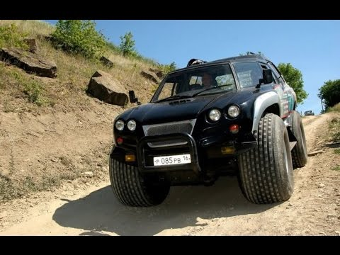 Russian off-road: The Ultimate VIKING