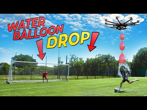 EXTREME HEAD SHOT WATER BALLOON PENALTY CHALLENGE! 😱 DANGEROUS! | Billy Wingrove vs Jeremy Lynch Thumbnail