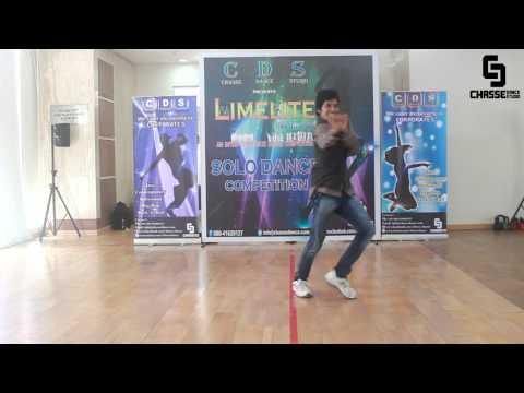 Prabhat (CGI) Winner of LIMELITE Solo Bangalore 2015