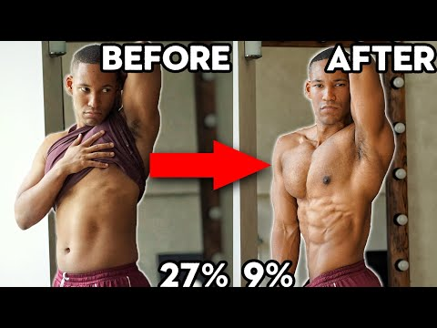 How To Get UNDER 10% Body Fat | 5 Simple Tips