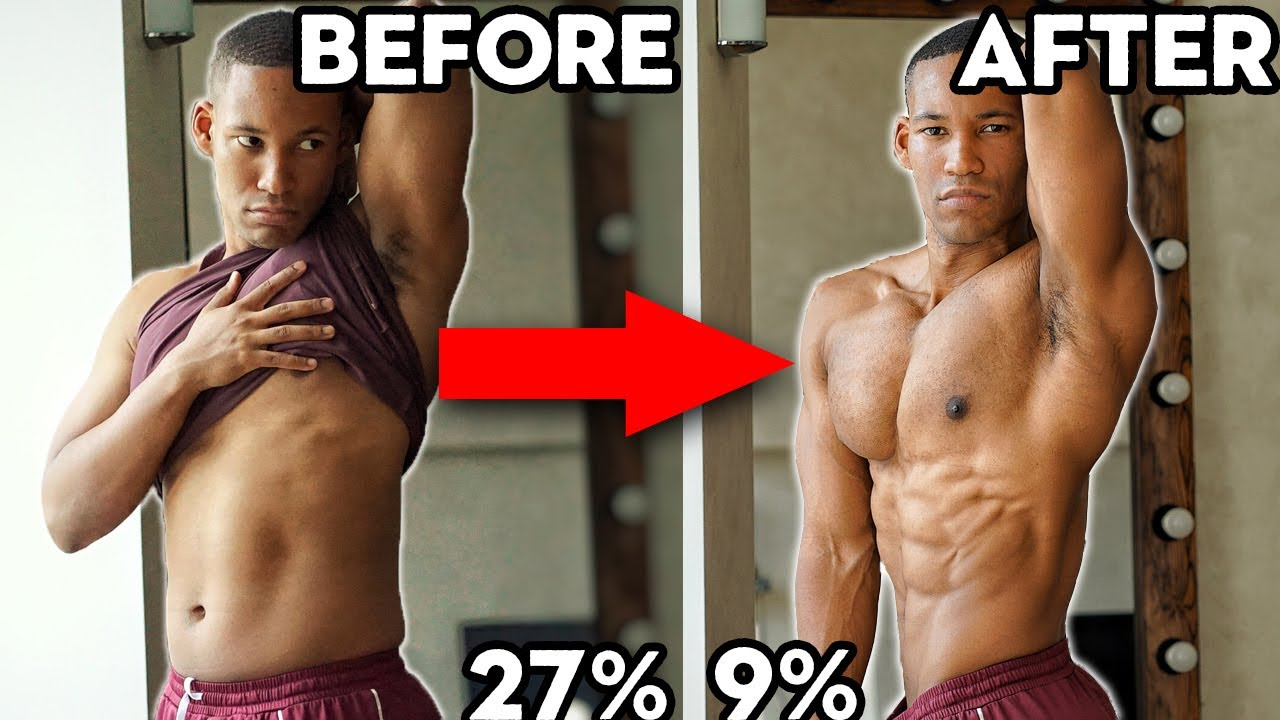 How To Get UNDER 10% Body Fat   5 Simple Tips