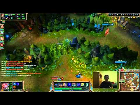 TnA ~ Random Journey to Diamond Game 8 (Alistar Jungle)
