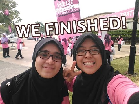 AMBITION BAKERS FIRST TIME! Pink Charity Run 2016