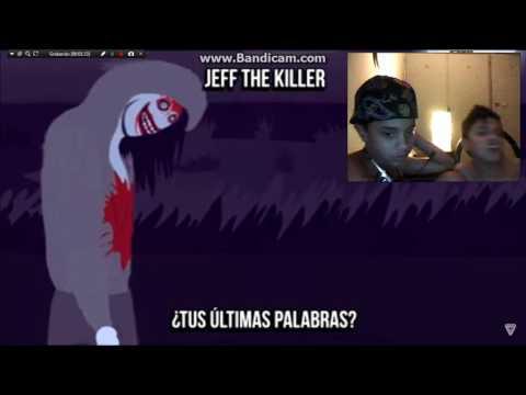 JEFF THE KILLER VS. JASON VOORHEES ║ COMBATES MORTALES DE RAP ║ JAY-F visdeo reaccion