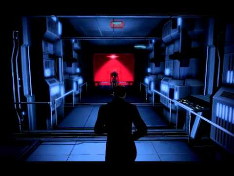 Mass Effect 2 - Renegade Sentinel Insanity - Normandy Post Suicide Mission Conversations