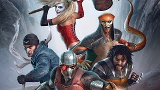 DCU Suicide Squad: Hell to Pay