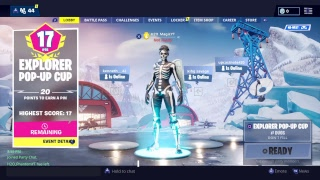 H20_Magic's//FORTNITE LIVE |EXPLORER POP UP CUP | PRO PLAYER | (ROAD TO 1500) *PLAYING WITH SUBS*
