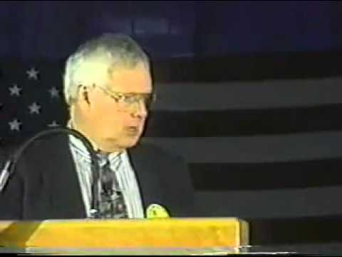 Ted Gunderson - CIA & Satanism