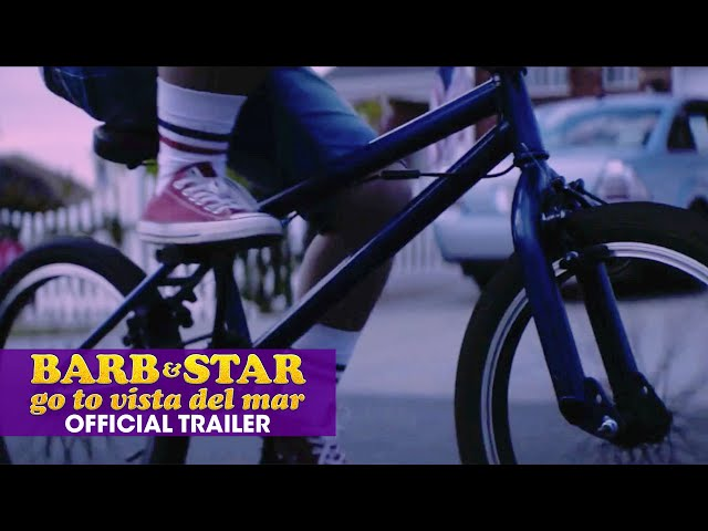 Barb & Star Go To Vista Del Mar (2021 Movie) Official Trailer - Kristen Wiig, Annie Mumolo