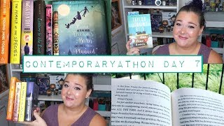 ContemporaryAThon Day 7 Vlog | ROUND THREE