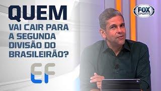 CRUZEIRO, CEARÁ, FLUMINENSE OU BOTAFOGO: QUAL TIME CAIRÁ PARA A SEGUNDA DIVISÃO DO BRASILEIRÃO?