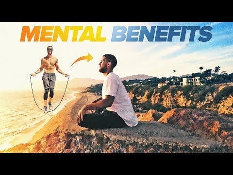 Jump Rope Mental Health Benefits