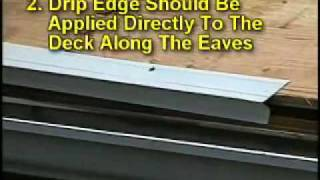 JLS Roofing Pros- The Importance of Drip Edge for Roofing