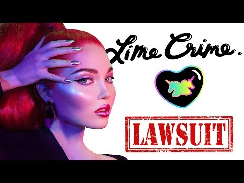 LIME CRIME SECURITY BREACH LAWSUIT SETTLED!