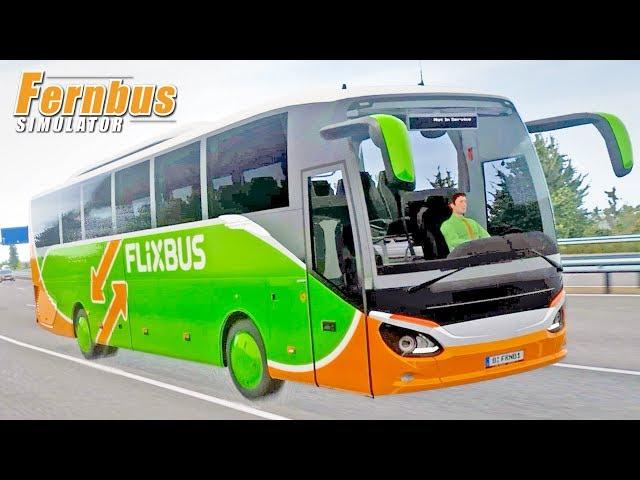 Fernbus Simulator - First Look!