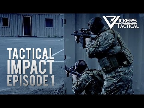 Tactical Impact (2008) - Clearing the Street/Building - Episode 1