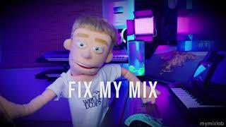 Reid Stefan Mix & Master a Full Session (FixMyMix 02)