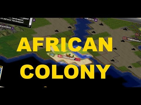 AFRICAN Colony! | Freeciv Episode 8