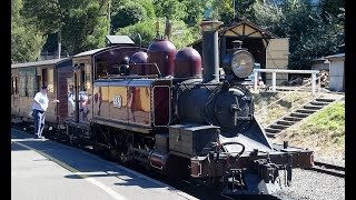Australia's Puffing Billy Railway 2019 – Part 1 – Belgrave to Lakeside