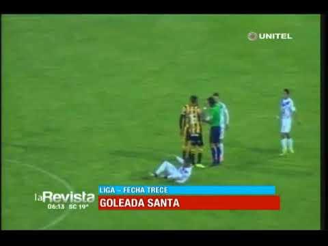Liga: San José 4 – 0 The Strongest