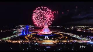 Салют, день города Астаны. (2015 Astana Kazakhstan / Астана Казахстан)(Салют, день города Астаны. (2015 Astana Kazakhstan / Астана Казахстан), 2015-07-06T19:10:47.000Z)
