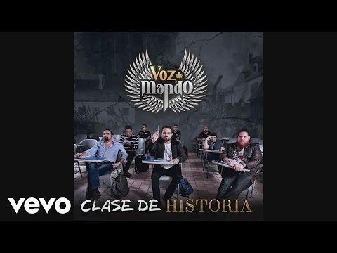 Voz de Mando - El Columpio de Llanta (Audio)