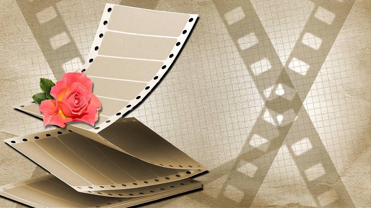 информации телеканала, поздравление кинопленка жизнь именинника впериться стену невидящим