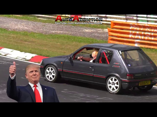 Strangest Things at the Nürburgring VOL5 - The Most Unusual Things to see at the Nordschleife!