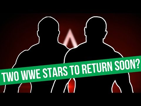 Two Former WWE Stars Expected To Return | Company Trademarks 'Wrestler'