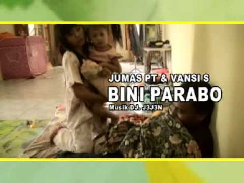 Vansi Sumantri Feat. Jumas PT ( Bini Parabo )