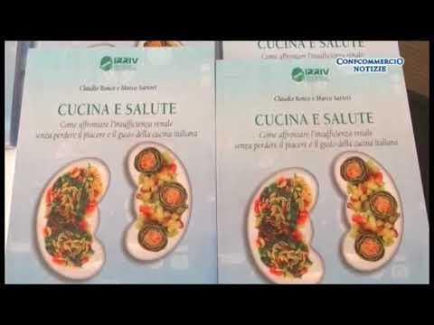Cucina e salute: un libro che fa dialogare medicina e buona tavola
