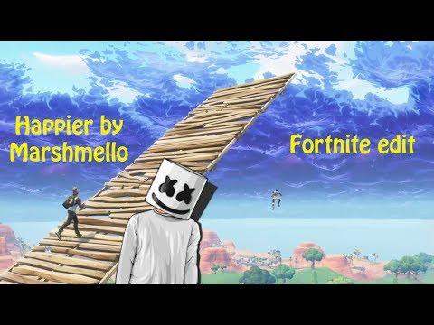 happier by marshmello ft bastille= fortnite edit