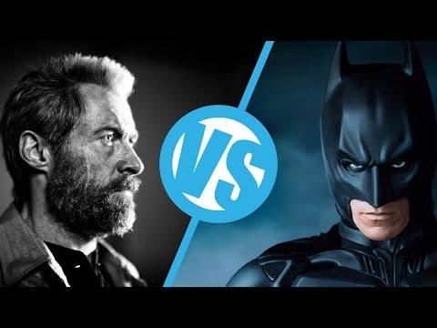 Logan VS The Dark Knight : Movie Feuds ep183