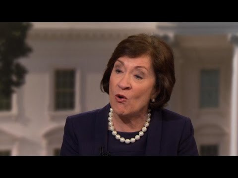 Full Interview: Susan Collins, March 5