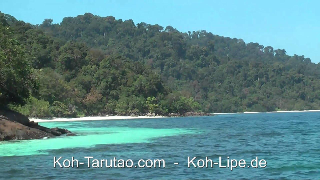 Ko Tarutao Marine National Park - Syd and Kyd