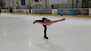 Элементы Фигурное катание | Сборы А. Рябинина | Вращение | CCoSp | Figure Skating Camp