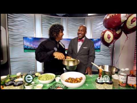 Frankie V's Kitchen Game Day Recipes