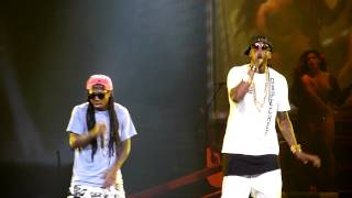 Lil Wayne ft. 2 Chainz - Rich as Fuck LIVE!!