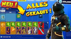 ICH KAUFE DEN GANZEN BATTLE PASS 3 Fortnite: Battle Royale