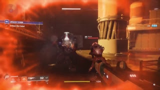 Destiny 2 - Data Recovery & Legacy Code
