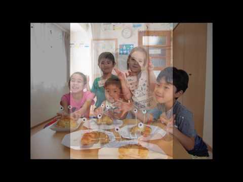 English Factory Summer School 2017 園児クラス