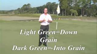 Colleton River Golf Academy Grain Putting Green