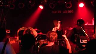 "Last Scream Dayz - ""Anthem"" live in Saijo 2015"