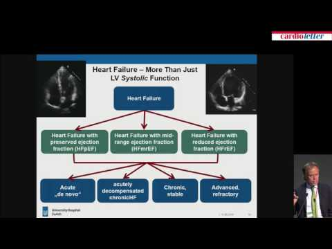 Frank Ruschitzka: The new heart failure guidelines - time for a paradigm shift?