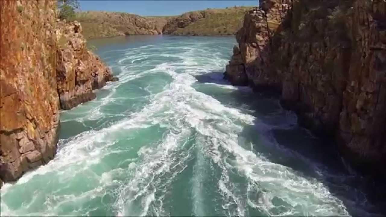 Horizontal Falls - Ahoy Buccaneers Kimberley Cruising ...