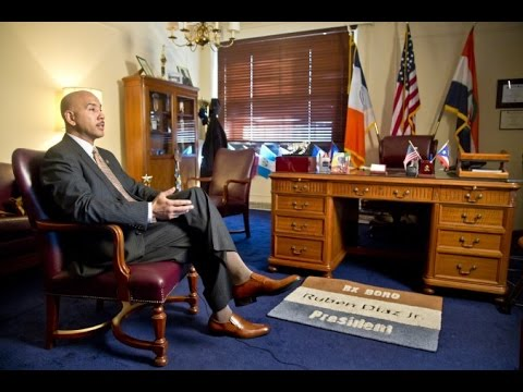 Behind the Mic with Bronx Borough President Ruben Diaz JR.