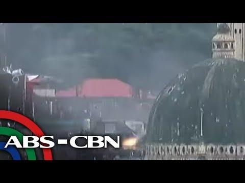 TV Patrol: Mga sniper ng Maute, nakapuwesto sa mosque