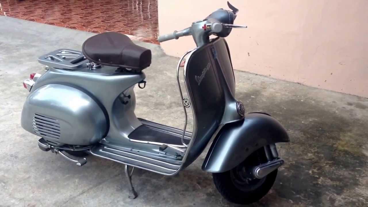 Vintage vespa 1964 italy youtube for Vespa com italia