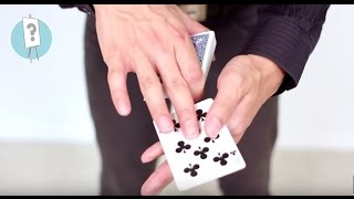 Modified Pop Over Card Production // Card Trick Tutorial