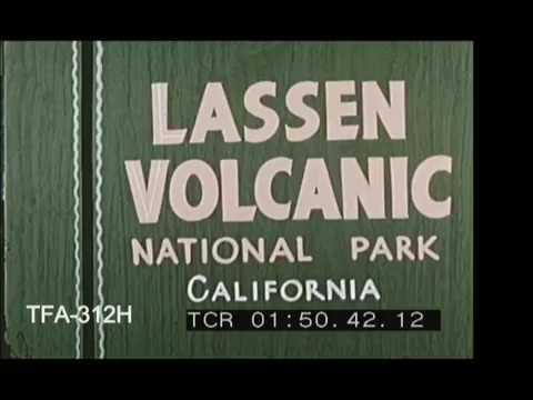 Lassan Volcano (1960s)